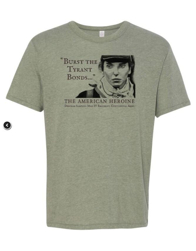 American Rebel T-Shirt Vintage Pine