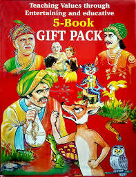 GIFT PACK STORIES (5 PACK) (A.B )