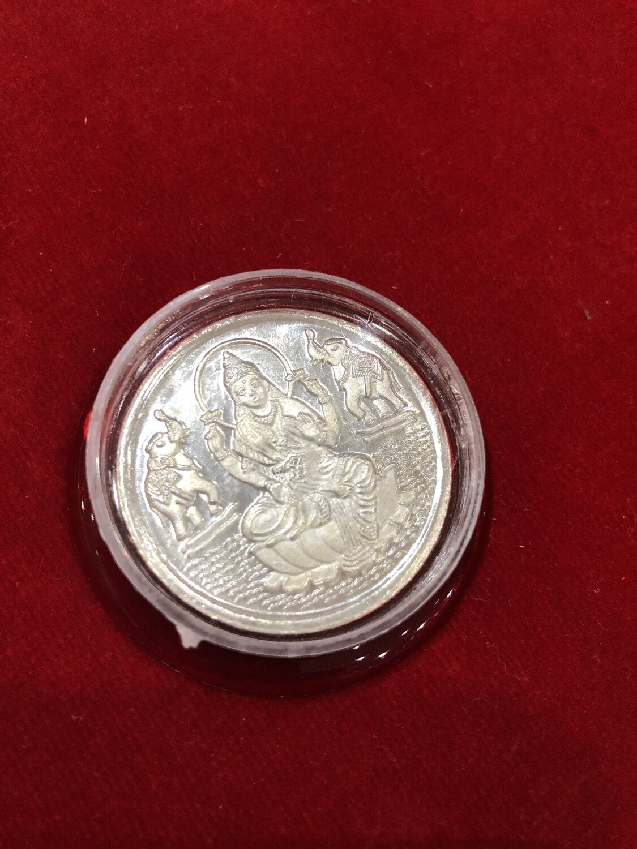 Silver Coin 10gm