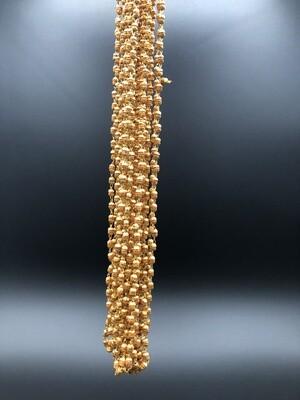 Rudrani Mala- Gold Capped