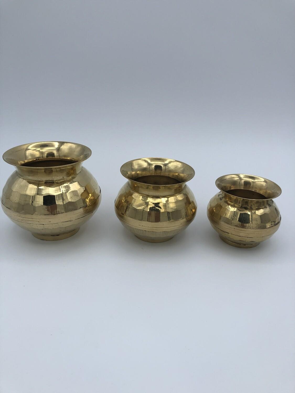 Lota Brass Small No 1