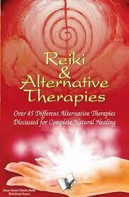 REIKI ALTERNATIVE THERAPIES