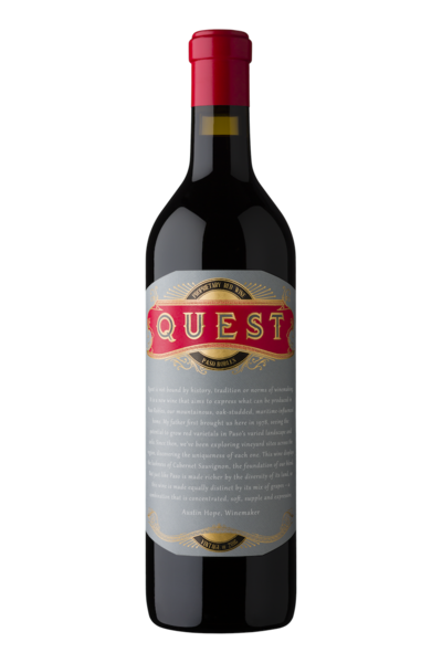 Quest Red Blend 750mL