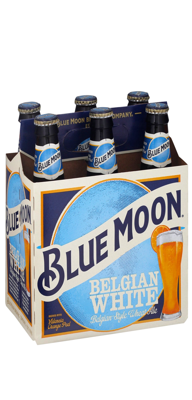 Blue Moon 6pk btl