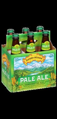 Sierra Nevada Pale Ale 6pk 12oz Bottle