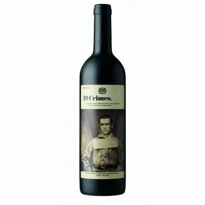 19 Crimes Red 750ml