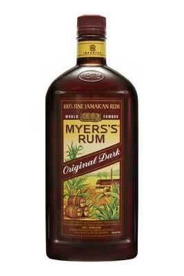 Myers Dark Rum 750mL