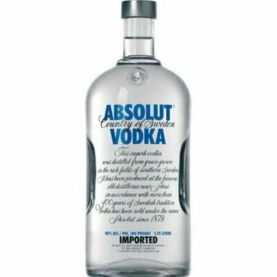 Absolut Vodka1.75L