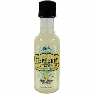 Deep Eddy Lemon Vodka 50mL