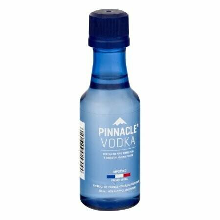 Pinnacle Vodka 50mL