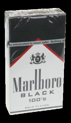 Marlboro Black 100 Box