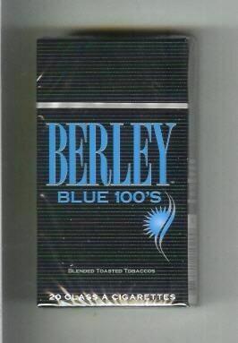 Berley Blue 100 Box