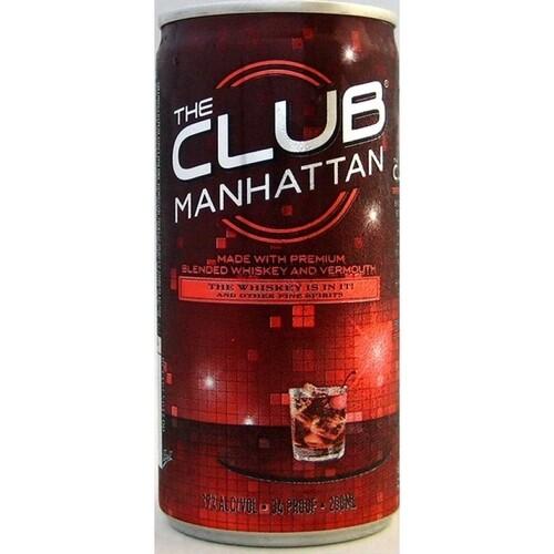 Club Cocktail Manhattan 200mL