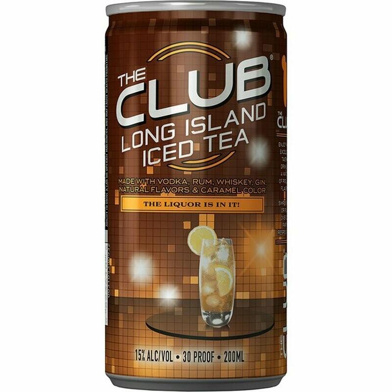 Club Cocktail Long Island 200mL