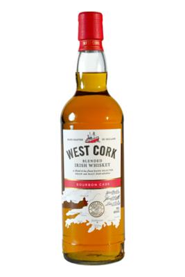 West Cork Blend Irish Whiskey 750mL