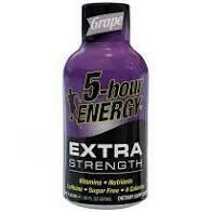 5 hour Energy Grape 2oz