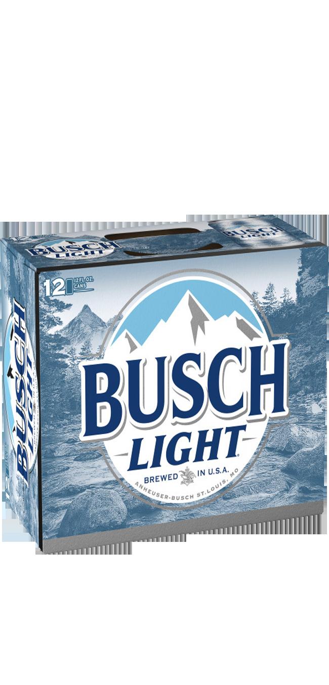 Busch Lt 12pk can