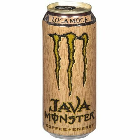 Monster Java Loca Moca 16oz can