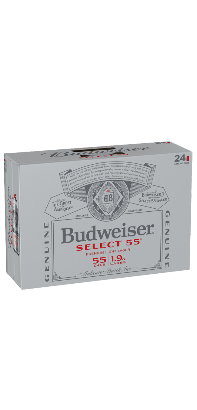 Bud Select 24pk can