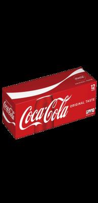 Coke Classic 12pk can