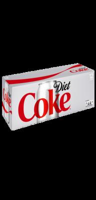 Diet Coke 12pk can
