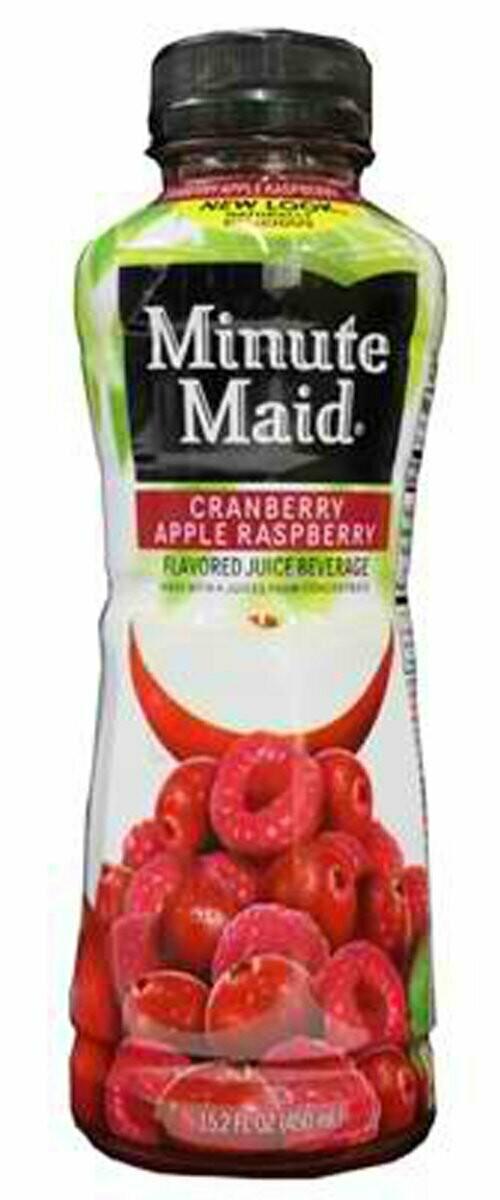 Minute Maid Cran-Apple 12oz btl