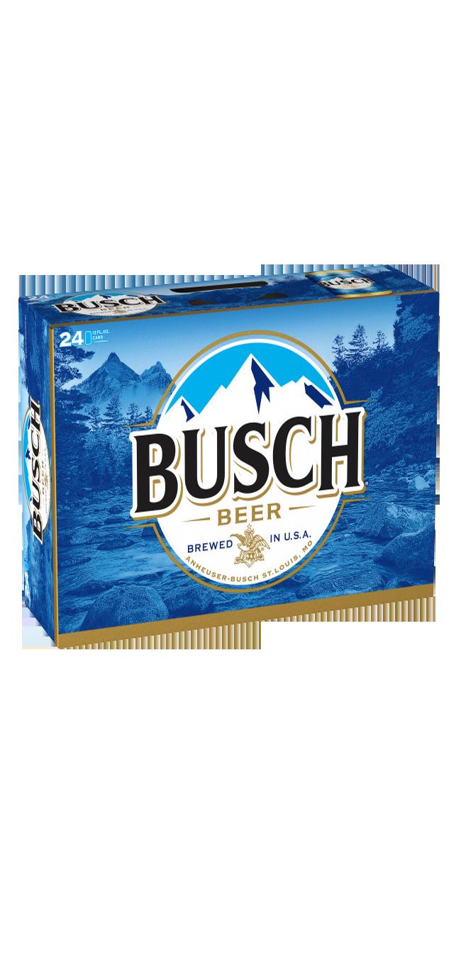 Busch 24pk can