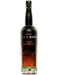 New Riff Single Barrel Rye 750mL