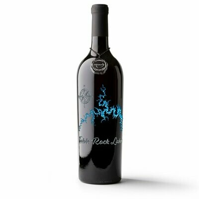 Manos Table Rock Lake Etched 750mL