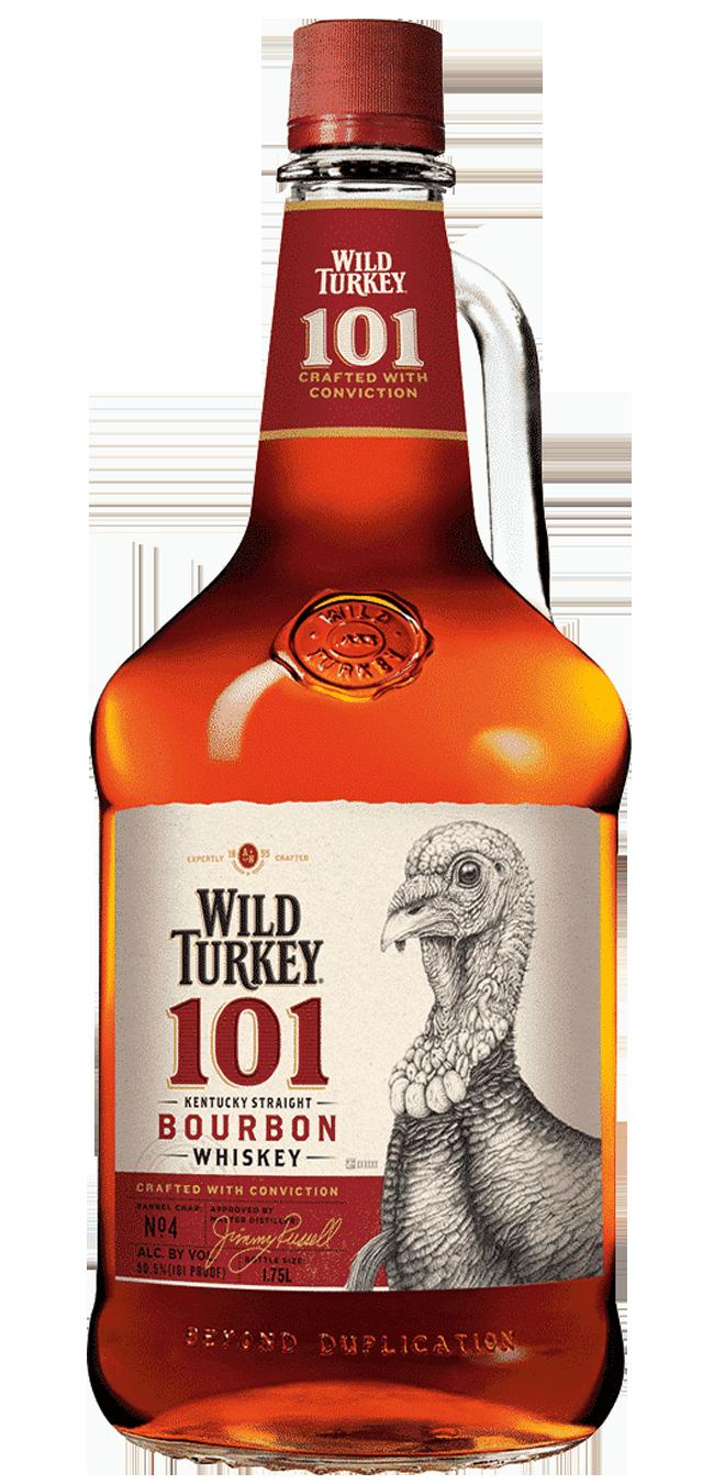 Wild Turkey 101 1.75L