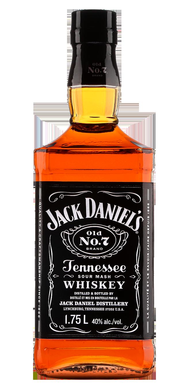 Jack Daniel's Black 1.75L