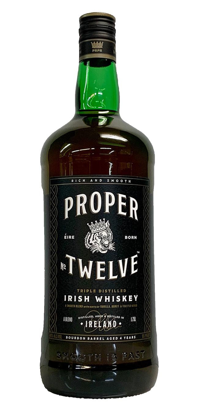 Proper 12 Irish Whiskey 1.75L