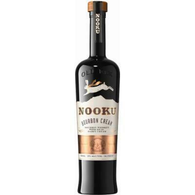 Nooku Bourbon Cream 750mL