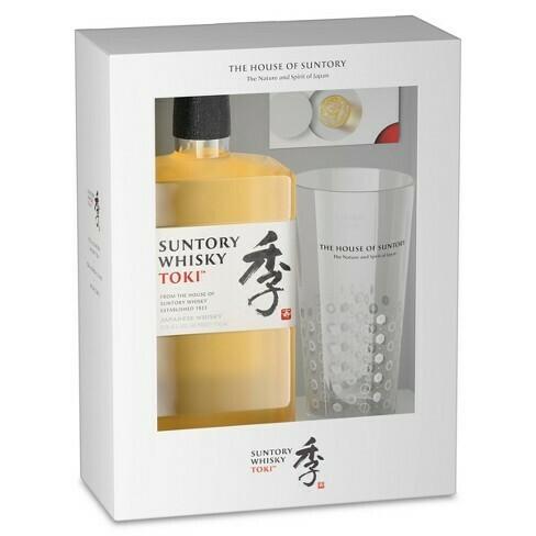Suntory Japanese Whisky 750mL w\glass