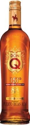 Don Q 151 Rum 1L
