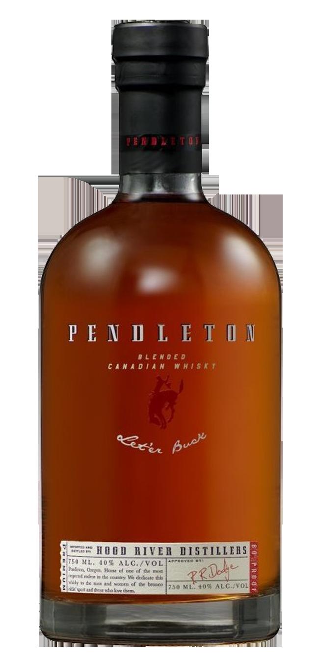 Pendleton Canadian Whiskey 750mL