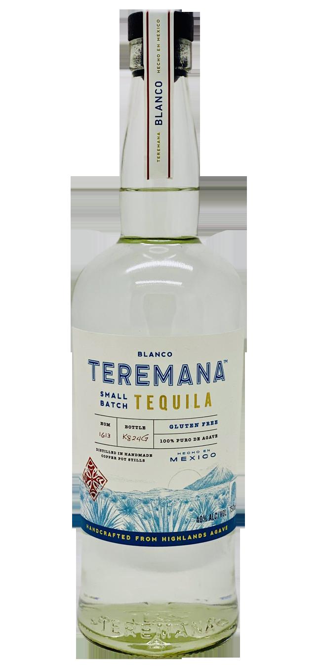 Teremana Blanco Tequila 750mL