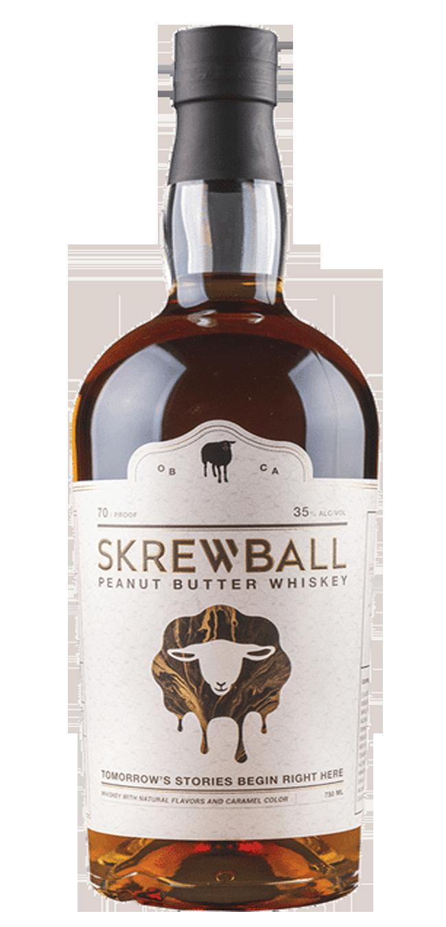 Skrewball Peanut Butter 750mL
