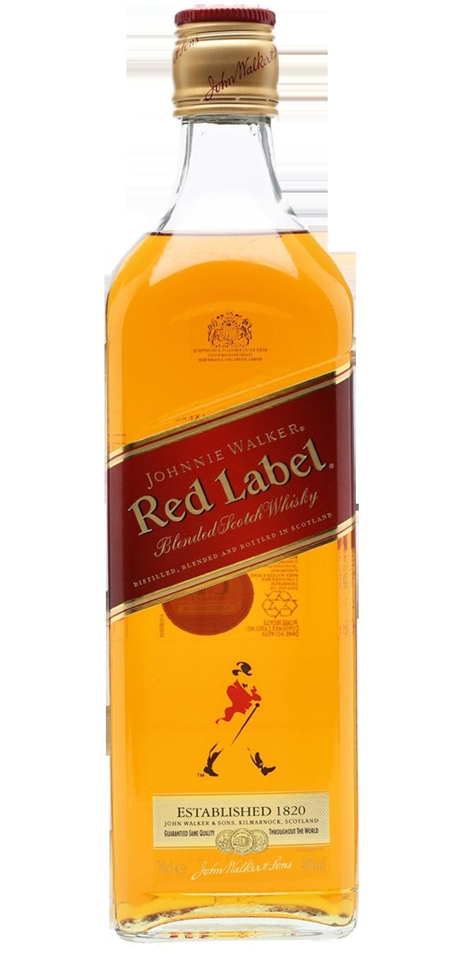 Johnnie Walker Red 750mL