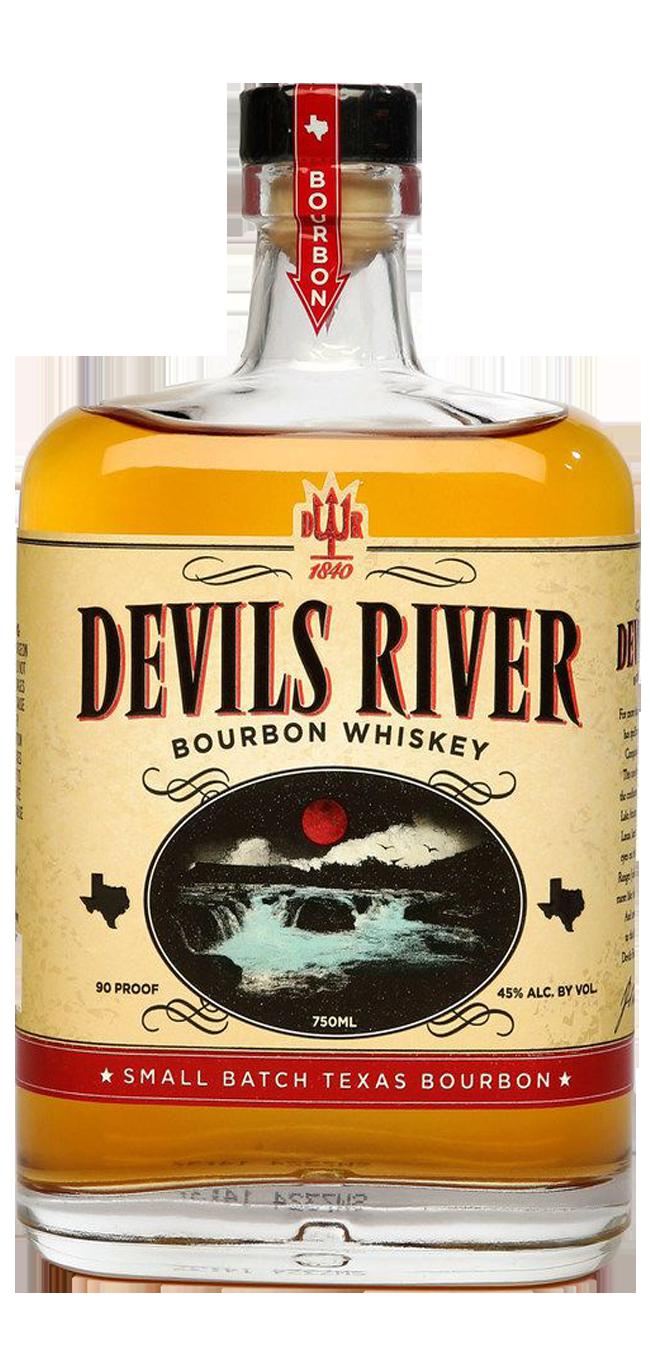 Devils River Bourbon Whiskey 750mL