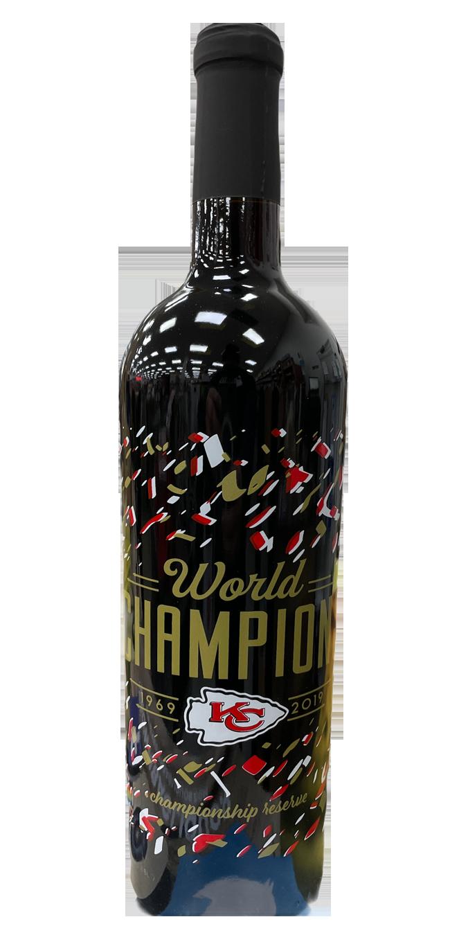 Chiefs World Champs Confetti 750mL