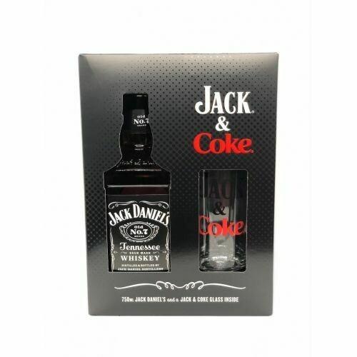 Jack Daniel's Jack and Coke Gift Set