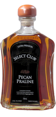 Select Club Pecan Praline Whiskey 750mL