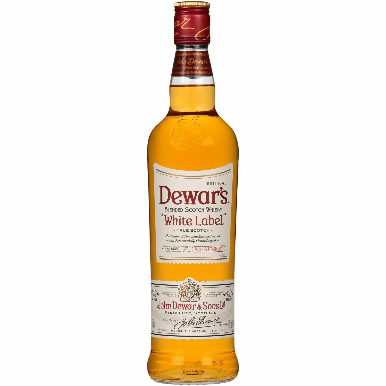 Dewar's White Label 750mL