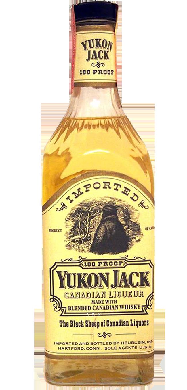 Yukon Jack 100 750mL