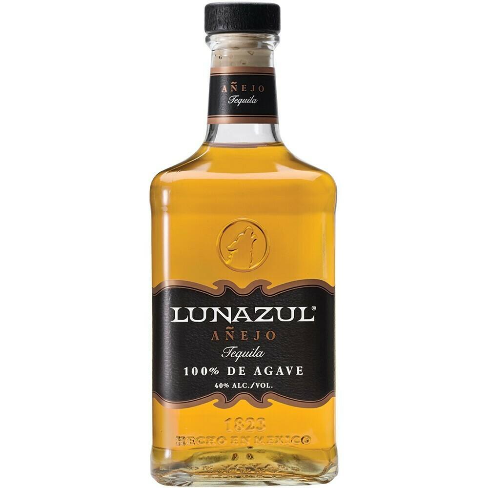 Lunazul Anejo Tequila 750mL