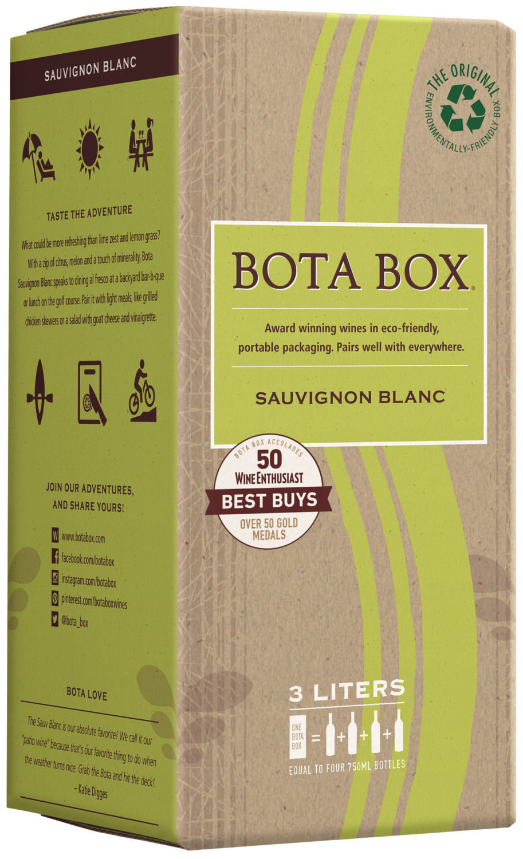 Bota Box Sauv Blanc 3L