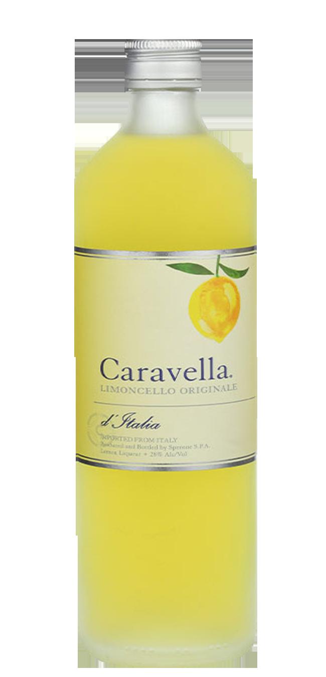 Caravella Lemoncella 750mL