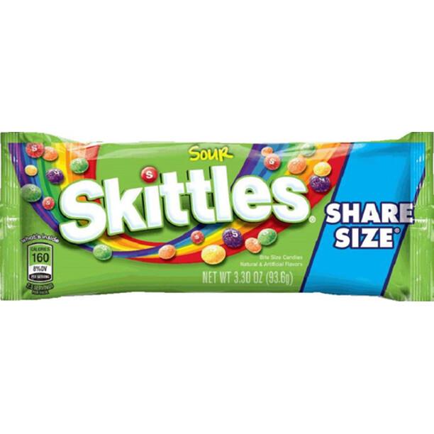 Skittles Sour King Size
