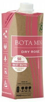 Bota Box Rose 500mL